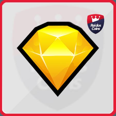 Dragon Crystal 68000 Diamantes YELLOW