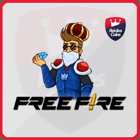Free Fire 285 Diamantes + Bônus