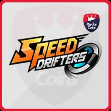 Speed Drifters - 110 Diamantes + Bônus