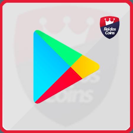 Google Play Store 30 Reais