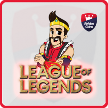 League Of Legends 960 Riot Points