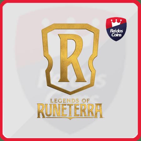 Legends Of Runeterra - 1.300 Moedas + 175 Bônus