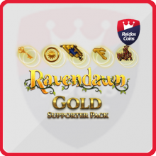 Ravendawn Gold Supporter Pack