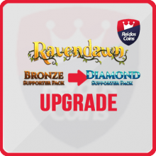 Ravendawn UPGRADE Bronze ao Diamond