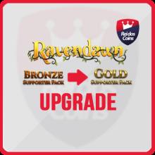 Ravendawn UPGRADE Bronze ao Gold