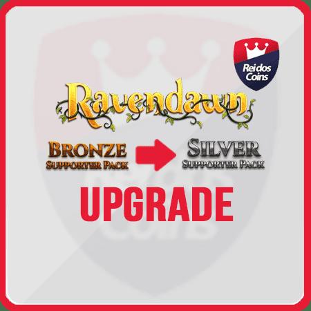 Ravendawn UPGRADE Bronze ao Silver