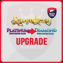 Ravendawn UPGRADE Platinum ao Diamond