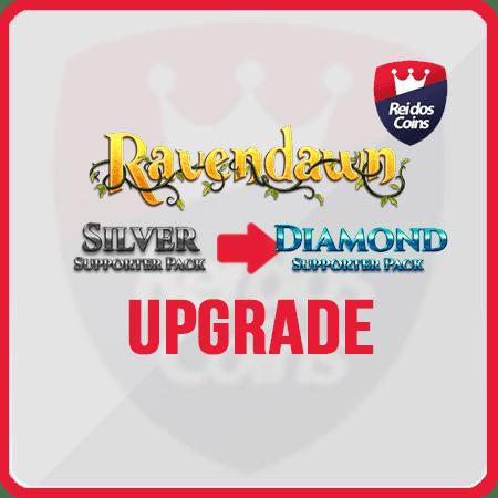 Ravendawn UPGRADE Silver ao Diamond