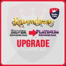 Ravendawn UPGRADE Silver ao Platinum