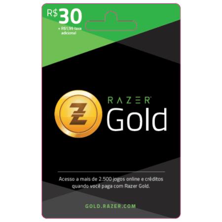 Razer Gold R$ 30