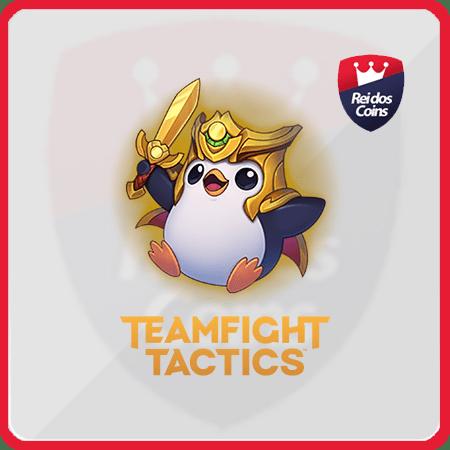 TeamFight Tactics/League Of Legends 4800 Riot Points