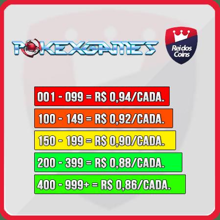 PokeXGames PXG 01 Diamond