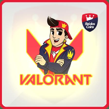1425 Valorant Points