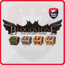 27.000 Cristais - Bloodstone