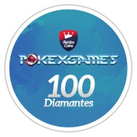 100 Diamantes - PokexGames