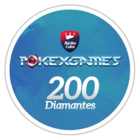 200 Diamantes - PokexGames