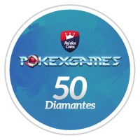 50 Diamantes - PokexGames